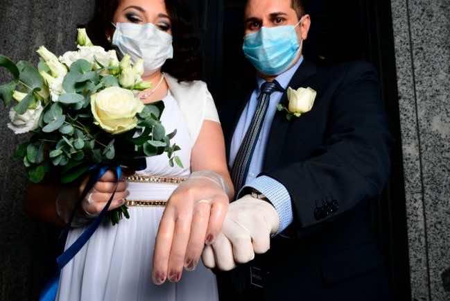 Coronavirus, matrimoni in Puglia dal 15 giugno